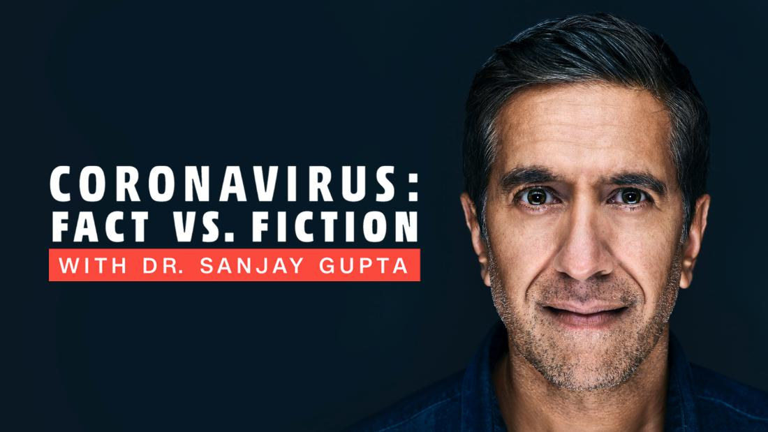 A Special Message to the Class of 2020: Dr. Sanjay Gupta's Podcast for May 22