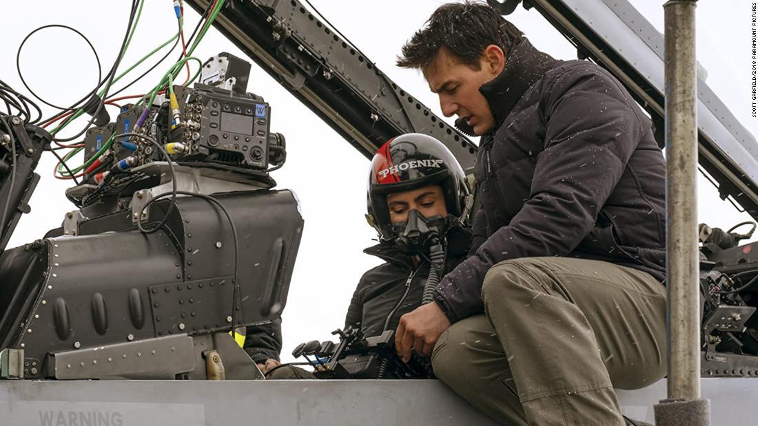 Top Gun: Maverick' release date pushed back - CNN
