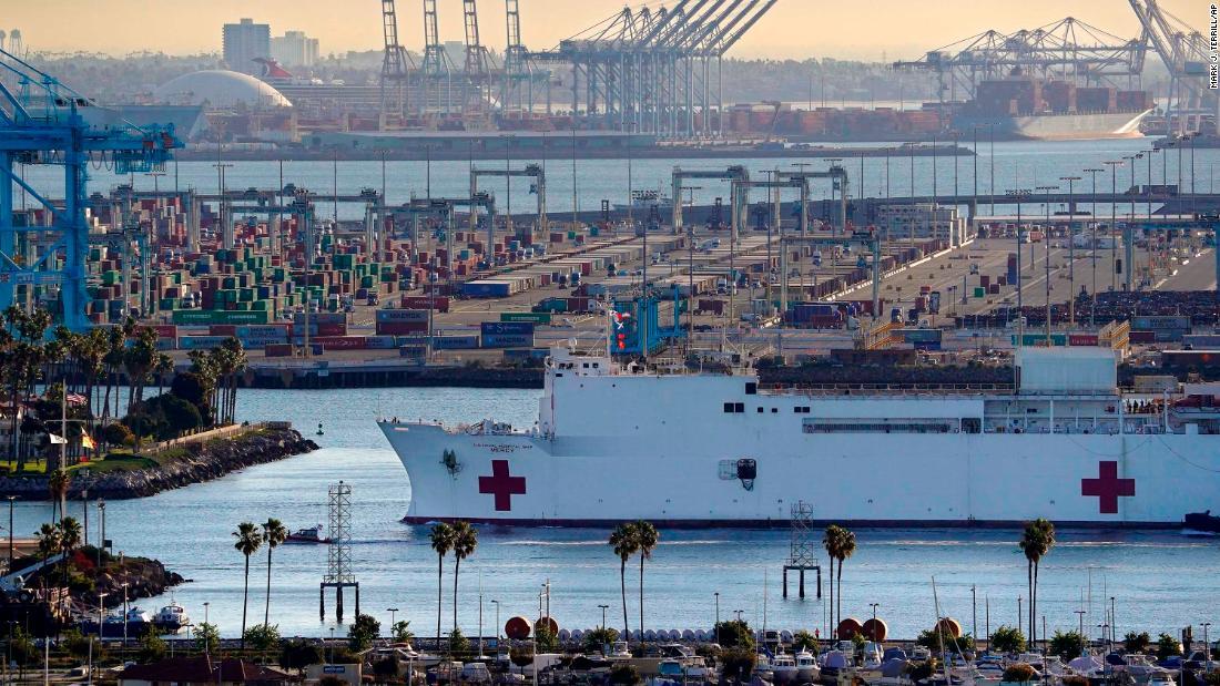 Engineer accused of crashing train said he was 'suspicious' of nearby coronavirus relief ship