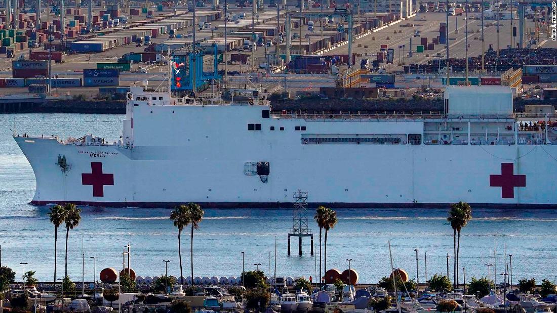 "Train derailment: Engineer said he was ""suspicious"" of nearby coronavirus relief ship - CNN"