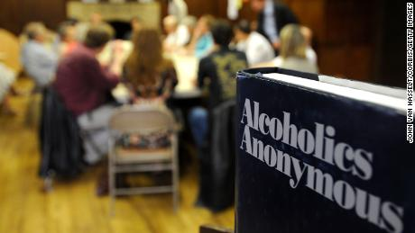 Alcoholics Anonymous has brought its gatherings online to maintain social distancing.