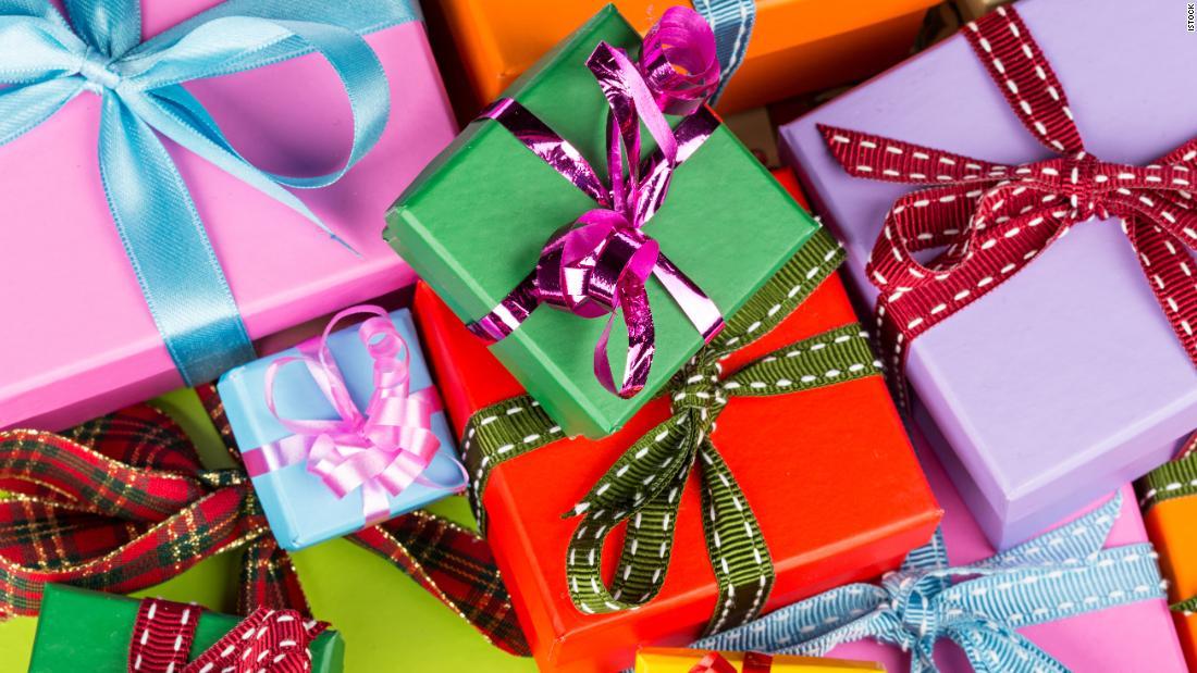 Una búsqueda del tesoro puede ser una buena forma de hacer un regalo.