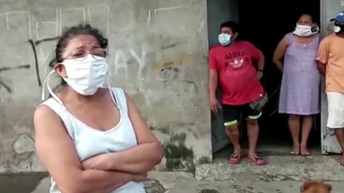 Shocking video shows 'morbid new reality' in Ecuador