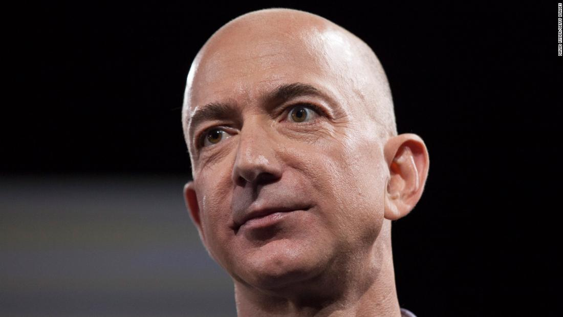 Jeff Bezos ist der Spende von $100 Millionen an US-amerikanische food banks