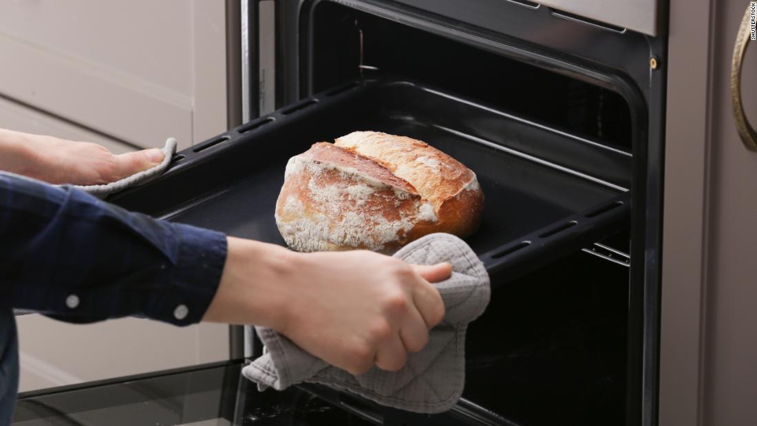 Baking selama pandemi dapat mengurangi stress dan memberikan kenyamanan