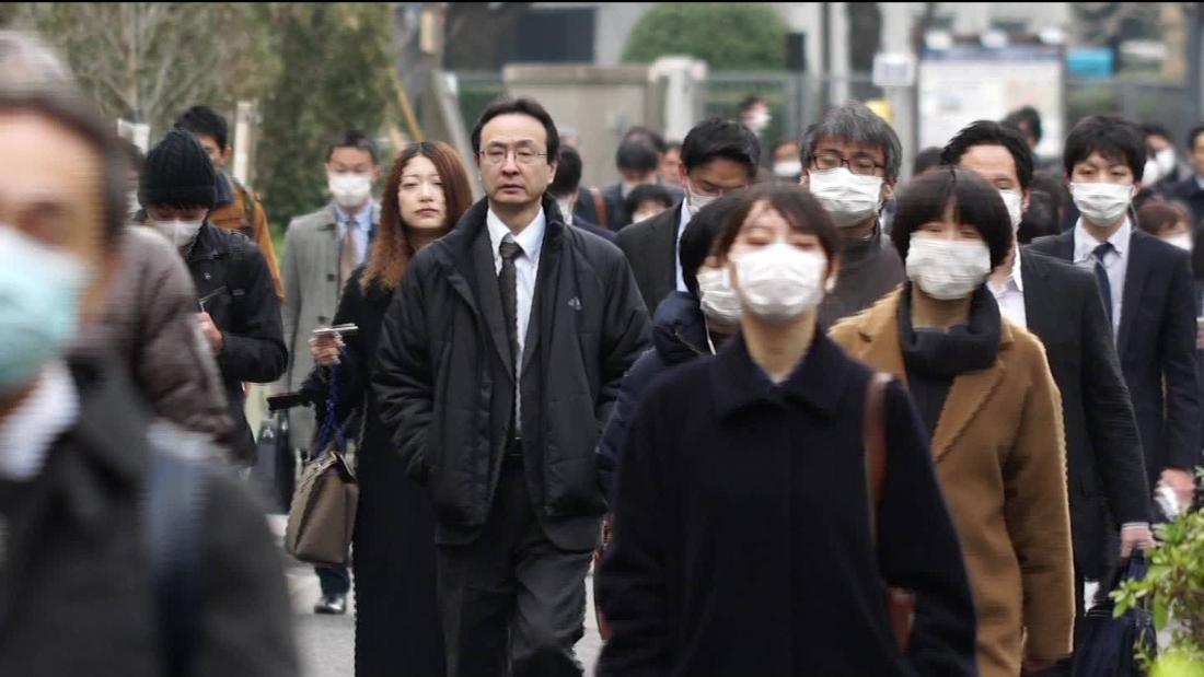 Fears a coronavirus crisis looms in Tokyo