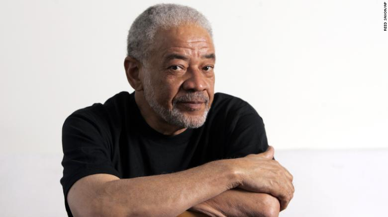 Bill Withers poses in his office in Beverly Hills, Calif., Wednesday, June 21, 2006.