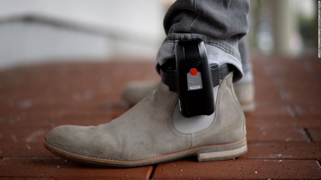City orders ankle monitors for residents exposed to Covid-19 who refuse to stay home