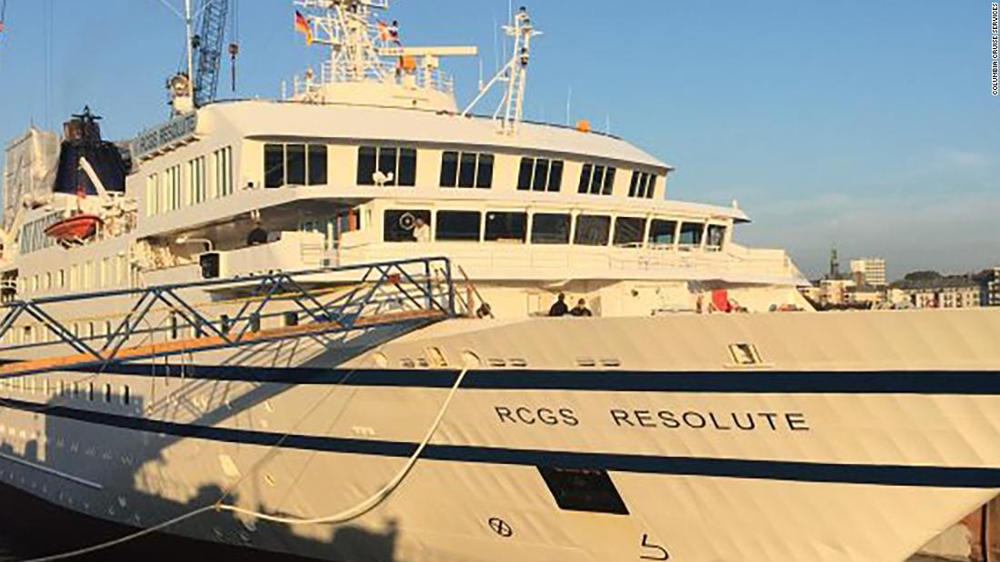 Naval boat rams passenger cruise liner, damages itself, sinks