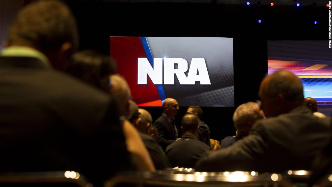 NRA suing New York for deeming gun stores non-essential businesses during coronavirus pandemic