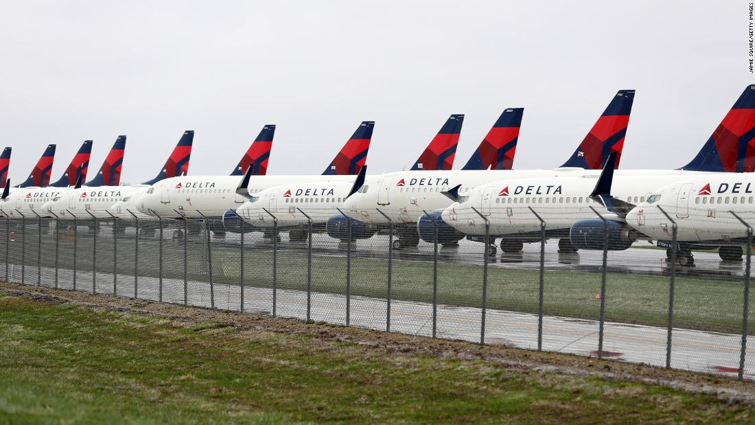 Delta CEO: 'We still haven't seen the bottom'