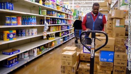 Walmart, Target, Amazon, Lowe's, Walgreens, Instacart and Doordash all said they would start providing workers with masks in the coming weeks.