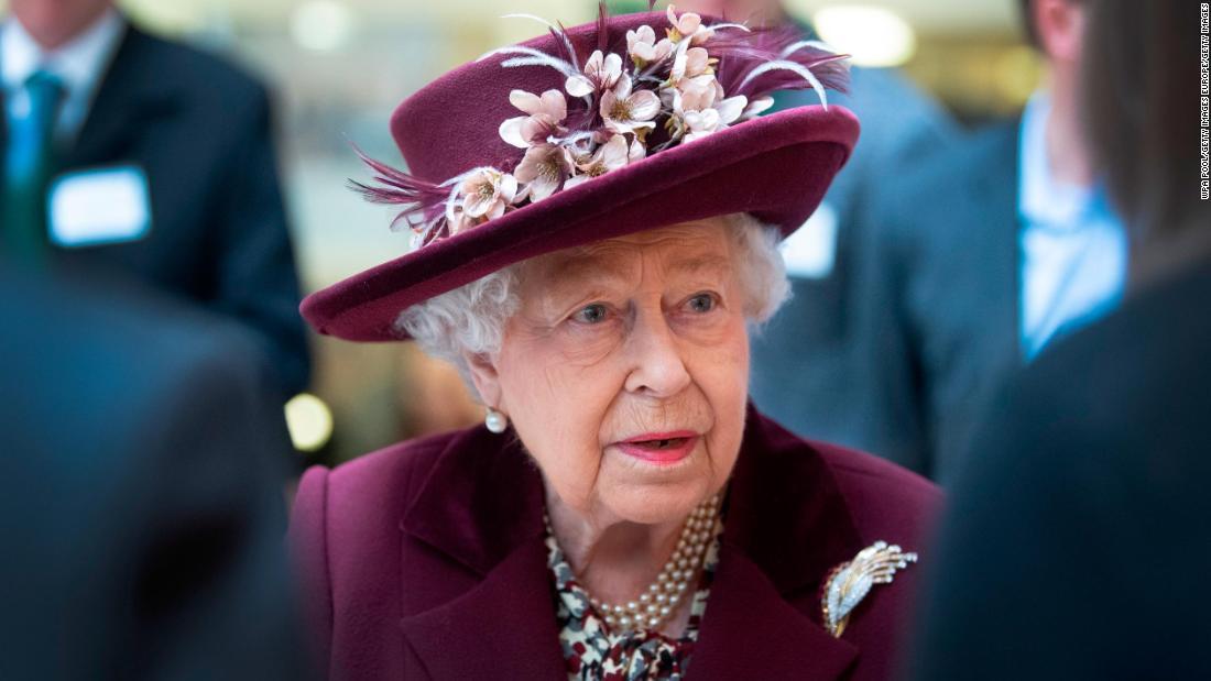 Η βασίλισσα Ελισάβετ II, θα ζητήσει από το ηνωμένο βασίλειο για να