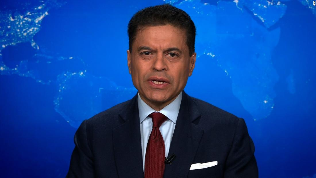 Fareed Zakaria: The US has abandoned this crucial role