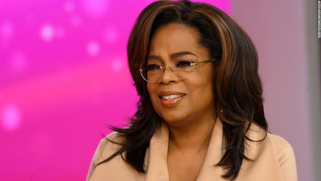 Oprah Winfrey δωρίζει $10 εκατομμύρια για να coronavirus ανακούφιση