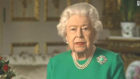 Queen Elizabeth II delivers coronavirus address and calls for unity, saying 'we will succeed'