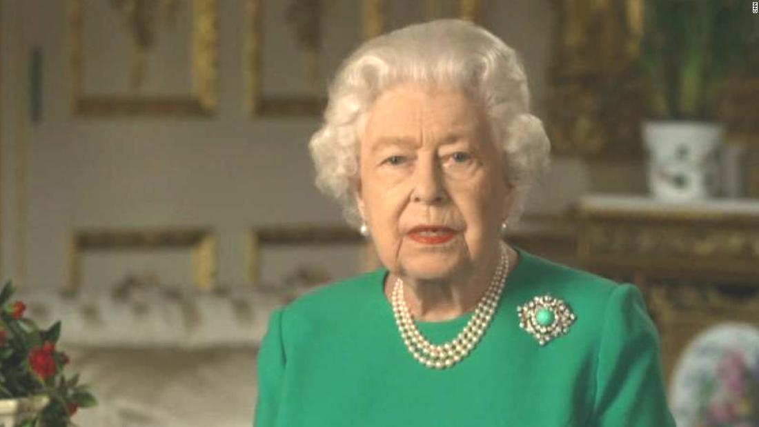 Queen Elizabeth II will ask the UK for