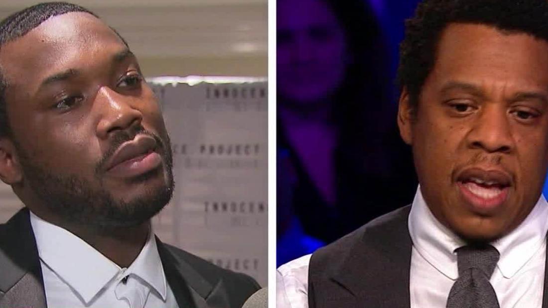 Jay-Z und Meek Mill Spenden Masken zu Justizvollzugsanstalten