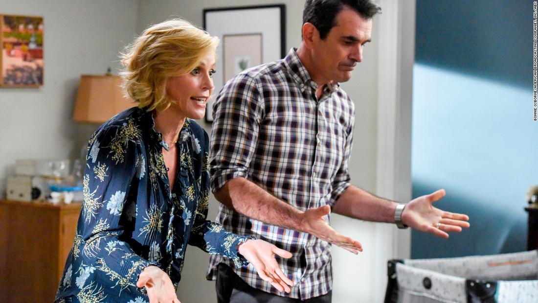 'Modern Family' ternyata lampu dengan hangat, lucu seri finale