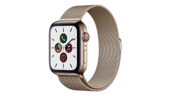 Apple Watch Sale Get A Series 5 From Amazon At An All Time Low Price Cnn Underscored