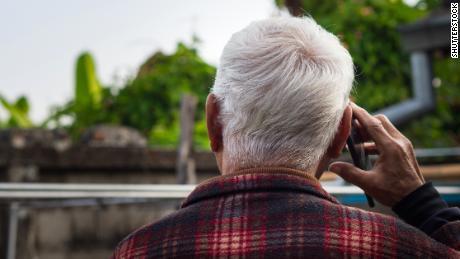 Η μελέτη διαπίστωσε ότι η εικονική επαφή ήταν χειρότερη για τους ηλικιωμένους κατά τη διάρκεια της πανδημίας από ό, τι η μη επαφή