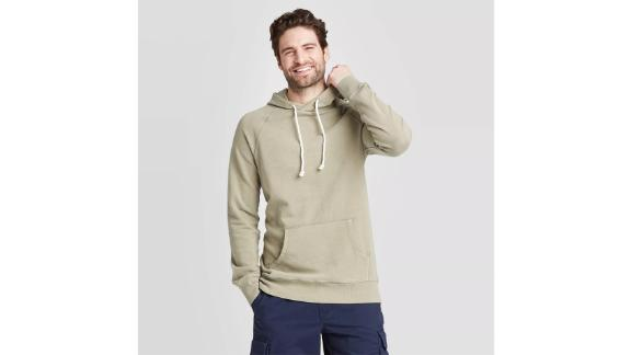 Goodfellow & Co Standard Fit French Terry Hoodie Sweatshirt