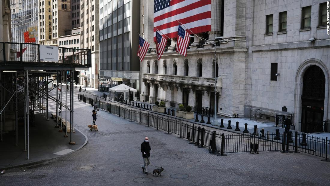 Dow eröffnet 890 Punkte