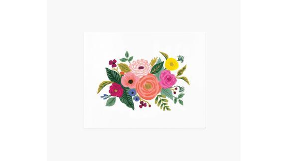 """""""Juliet Rose"""" Art Print"""