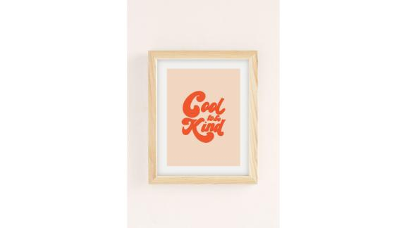 """Cool To Be Kind"" Art Print by Rhianna Marie Chan"