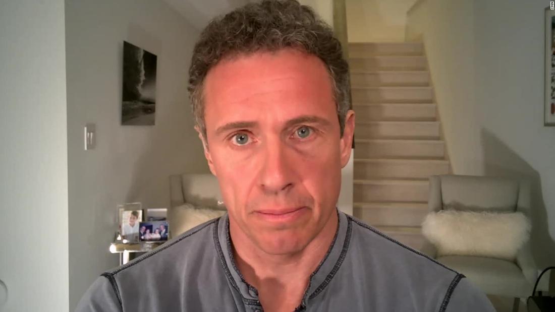 Chris Cuomo: rahasia Saya untuk menendang virus ini