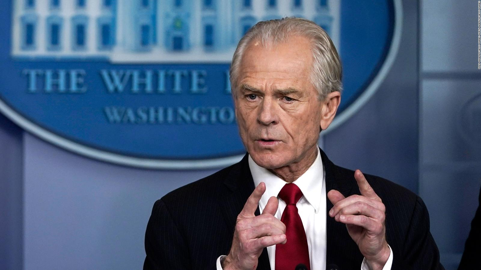 How Peter Navarro went from an anti-China 'gadfly' to trusted ...