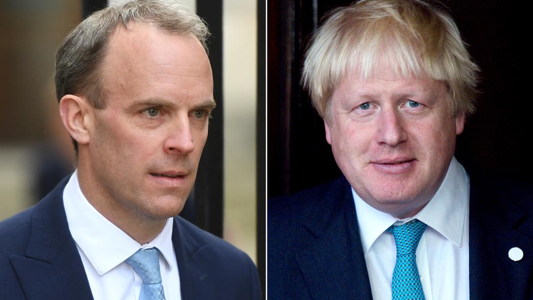 Boris Johnson di ICU, Raab ditugasi untuk langkah yang diperlukan