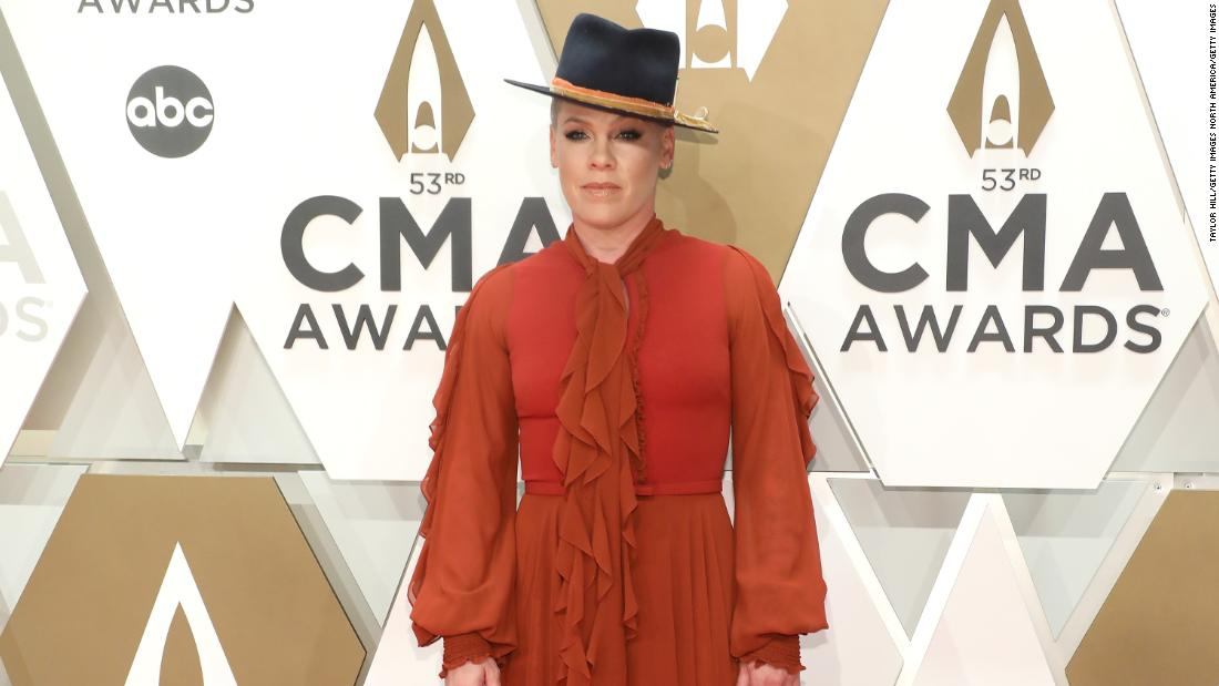 Pink shares more about her experience with coronavirus: 'It got really, really scary'