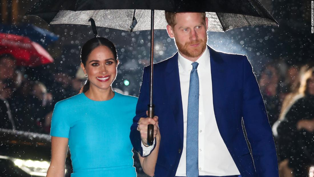 Harry and Meghan launching new charitable organization called Archewell