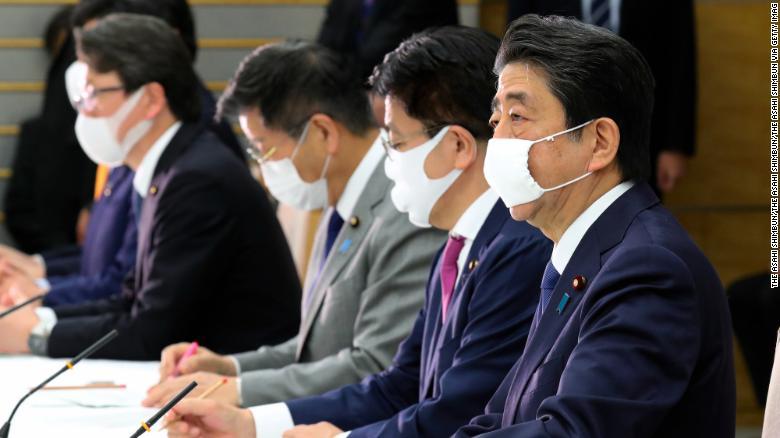 Japan to declare state of emergency over coronavirus pandemic - CNN