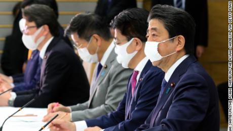 Japan to declare state of emergency over coronavirus pandemic