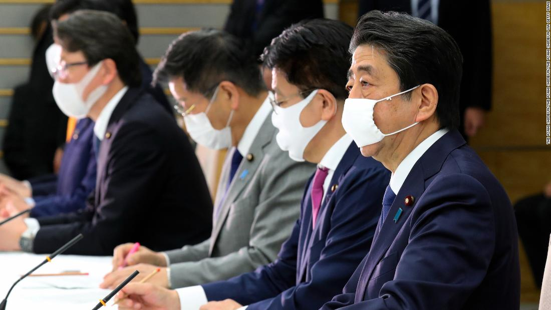 Japan to declare state of emergency over pandemic