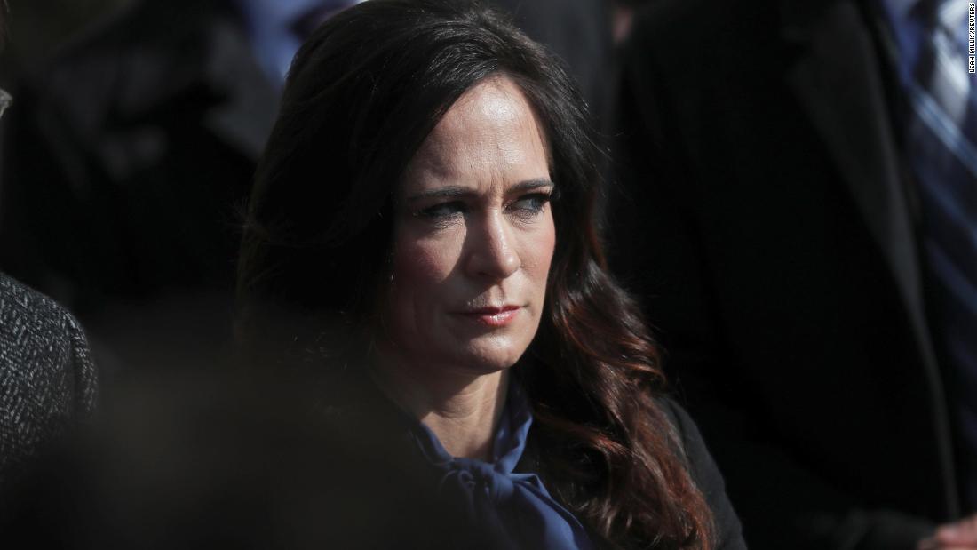 How Stephanie Grisham made a mockery of the job of White House press secretary thumbnail