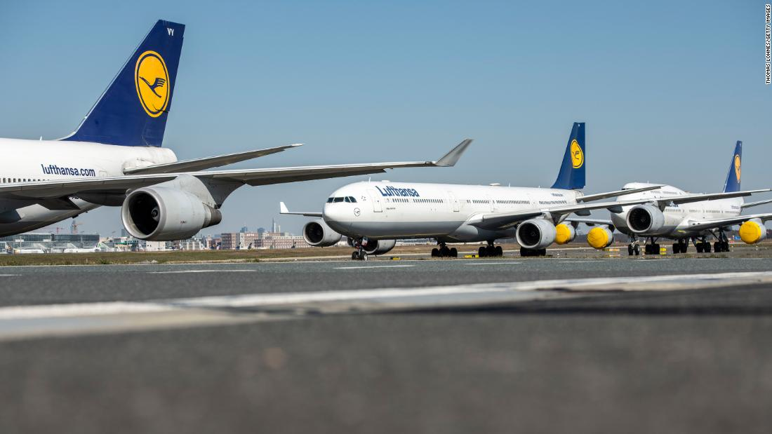 Lufthansa shuts low-cost airline and says aviation won't recover for years