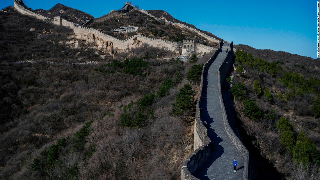 Κίνα να απελευθερώσει τουριστικά