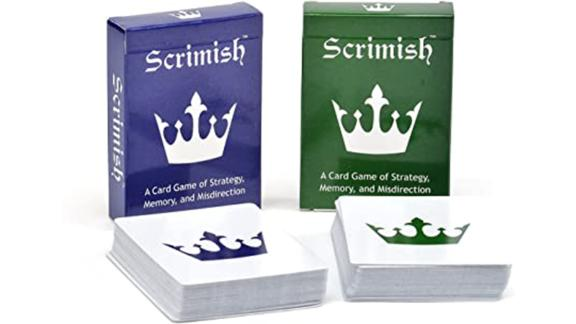 Nexci Scrimish Strategy Card Game