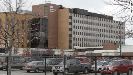 Detroit hospital nurses refuse to work without more help, ordered to leave