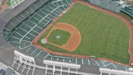MLB pentru a încheia sezonul de baseball până în octombrie, a spus dr. Fauci pentru LA Times