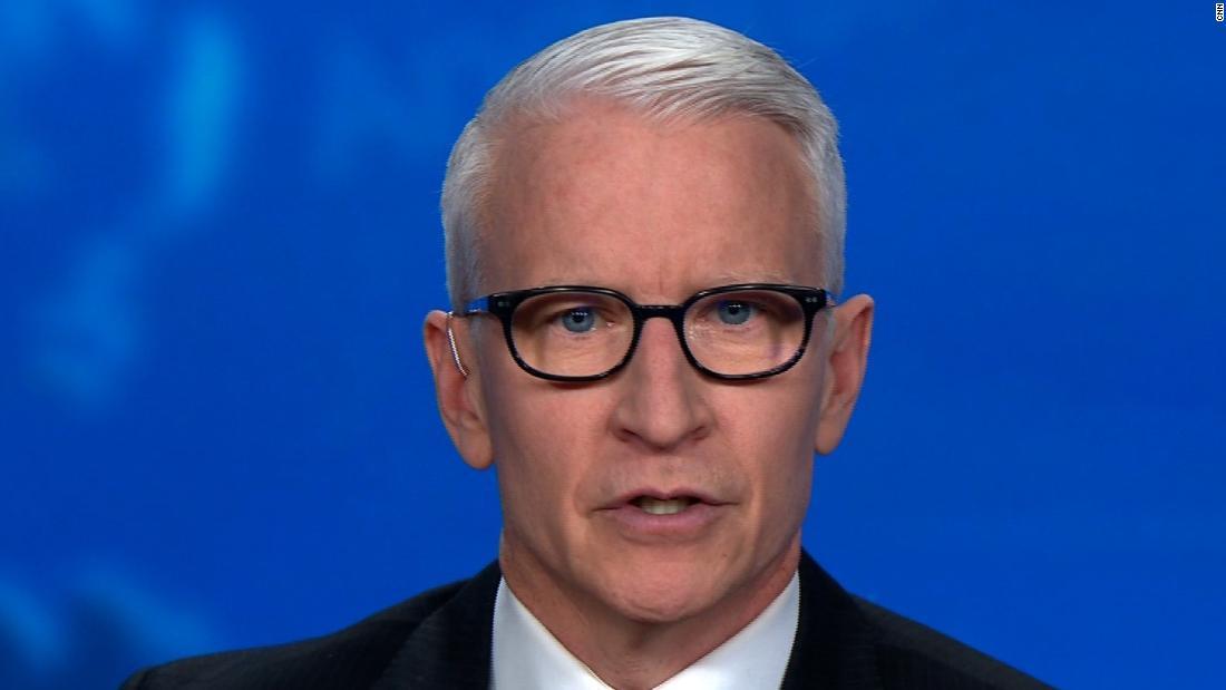 Cooper panggilan keluar Trump kemunafikan atas surat-suara