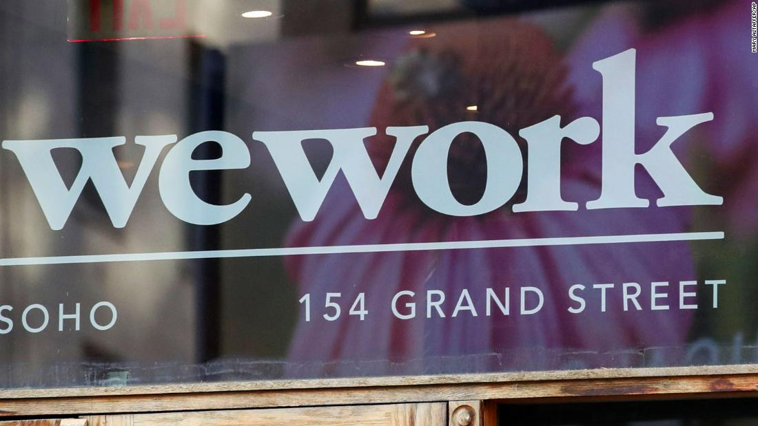 WeWork sues SoftBank for bailing on $3 billion share buyout agreed to in October thumbnail