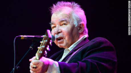 John Prine in 2014. (Photo by Frazer Harrison/Getty Images for Stagecoach)