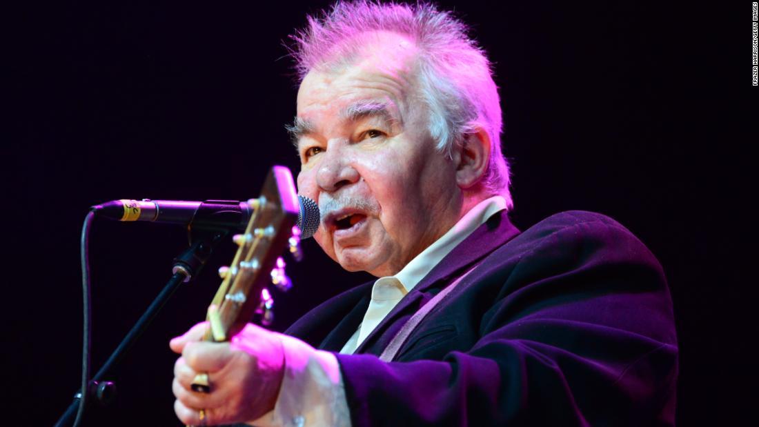 John Prine, berpengaruh penyanyi-penulis lagu, meninggal pada 73