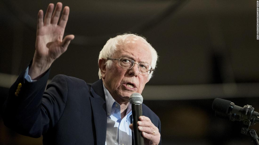 Bernie Sanders drops out of the 2020 race, clearing Joe Biden's path to the Democratic nomination