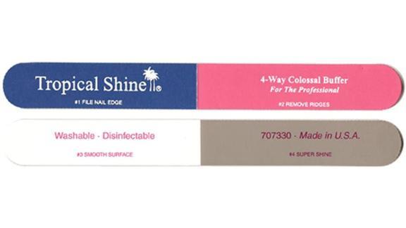 Tropical Shine Colossal 4-Way Blue-Pink Buffer