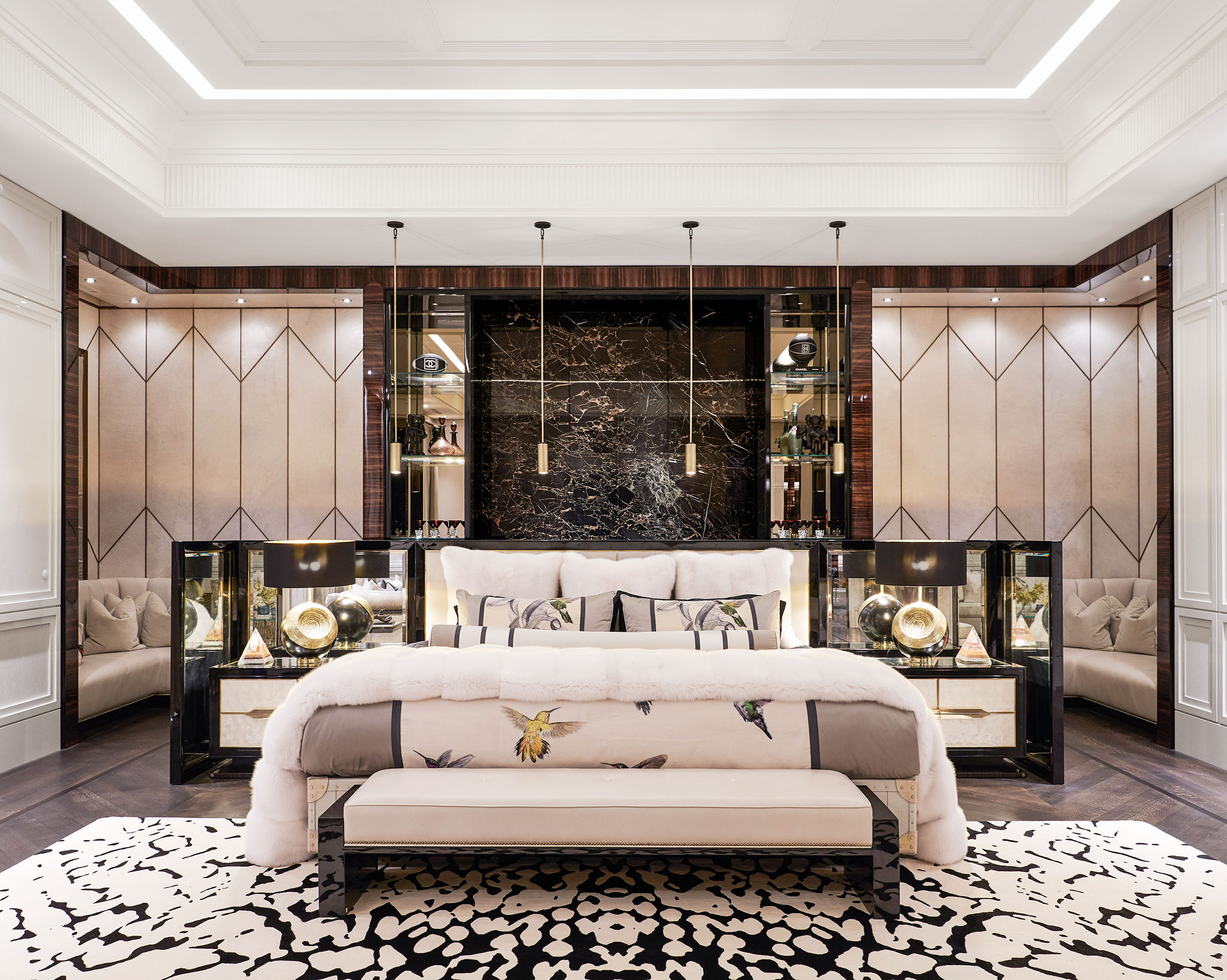 Drake opens doors to his extravagant Toronto mansion - CNN Style